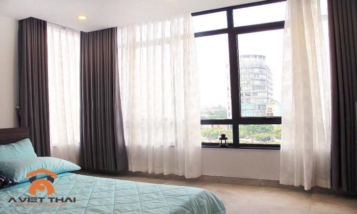 Brand New Studio Apartment Serviced For Lease in Binh Thanh HCM City