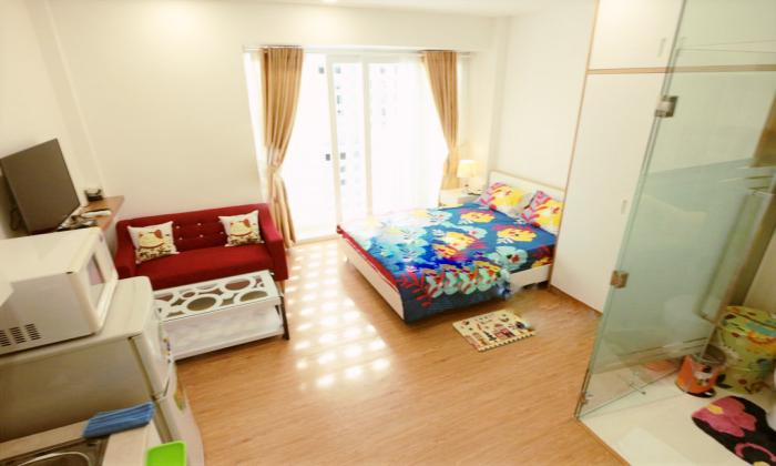 Newly Studio Serviced Apartment  in Truong Sa St, Phu Nhuan District HCMC