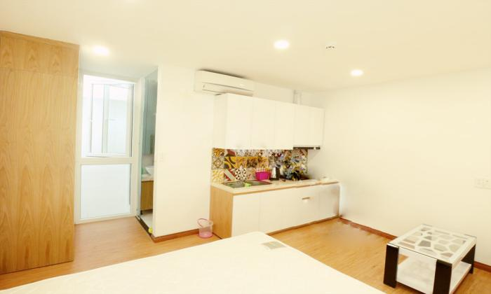 Cool Studio Serviced Apartment Near The Canal Phu Nhuan District HCMC