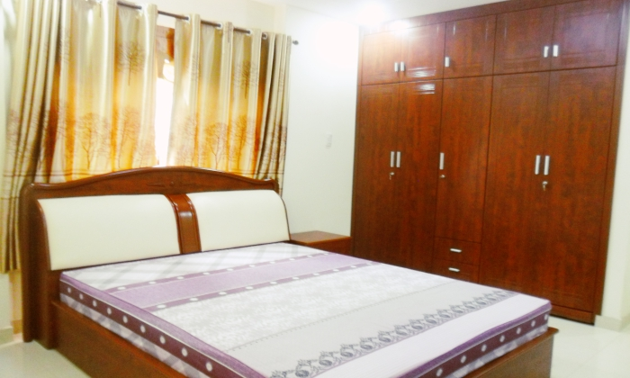 Very Nice Studio Serviced Apartment For Rent, Phu Nhuan Dist, HCM City