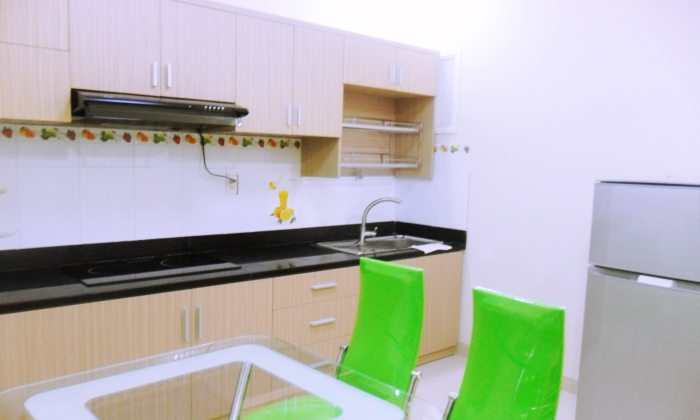 Brand-New Serviced Apartment For Rent in Phu Nhuan Dist, HCMC