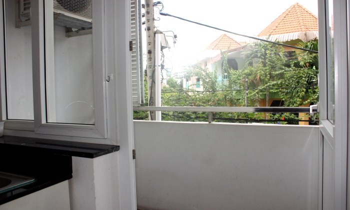 Amazing Apartment For Rent in Phu Nhuan District, HCM City