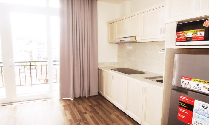 Amazing One Bedroom Apartment With Balcony in Le Van Sy Phu Nhuan District HCMC