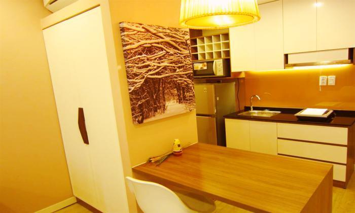 Morden Serviced Apartment For Rent In Phu Nhuan Dist, Ho Chi Minh City