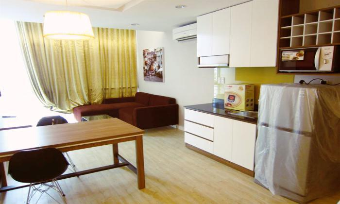 Modern Two Bedrooms Apartment in Phu Nhuan District, HCM City