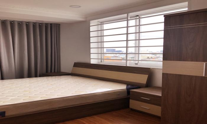 Brand New Two Bedroom Serviced Apartment in Phu Nhuan District HCMC