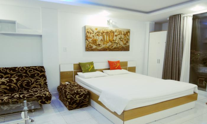 Cool Studio Apartment good rent at one bedroom serviced apartment in phu nhuan dist hcm city