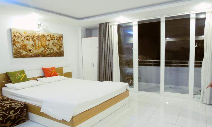 Cool Studio Apartment on Le Van Sy, Phu Nhuan District HCM City
