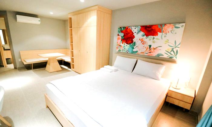 Nice Studio Triporo Serviced Apartment in Le Van Sy Street Phu Nhuan District HCMC