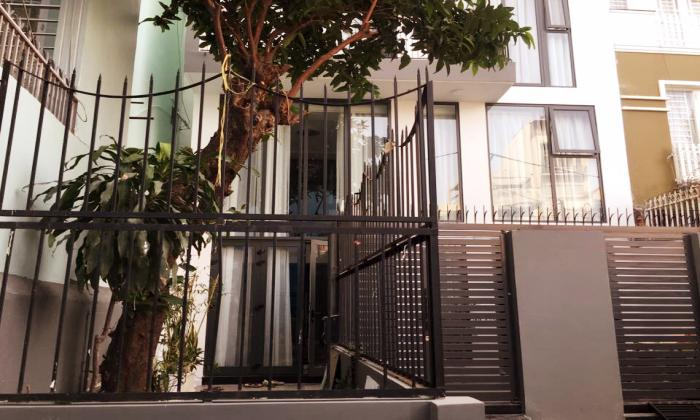 Nice Studio Apartment With Stunning Balcony in Phu Nhuan District Ho Chi Minh City