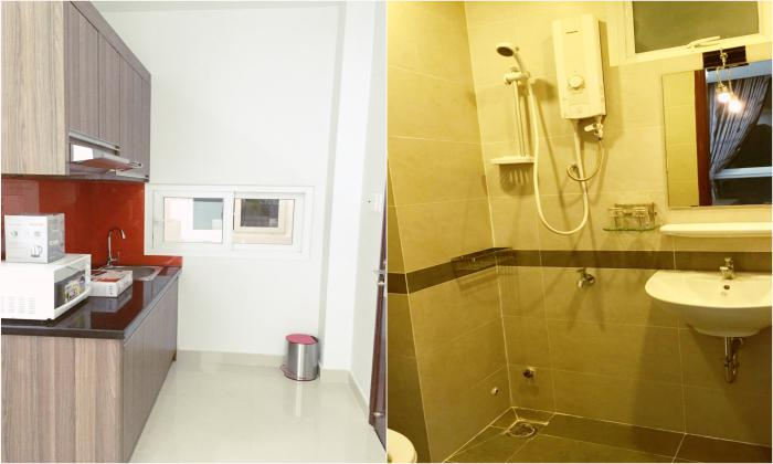 Nice Room For Rent in Phu Nhuan District, Ho Chi Minh City