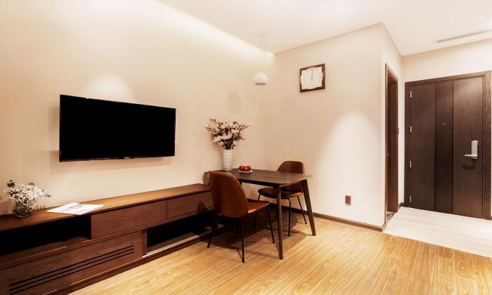 One Bedroom DHTS Serviced Apartment in Nguyen Van Troi Phu Nhuan District HCMC
