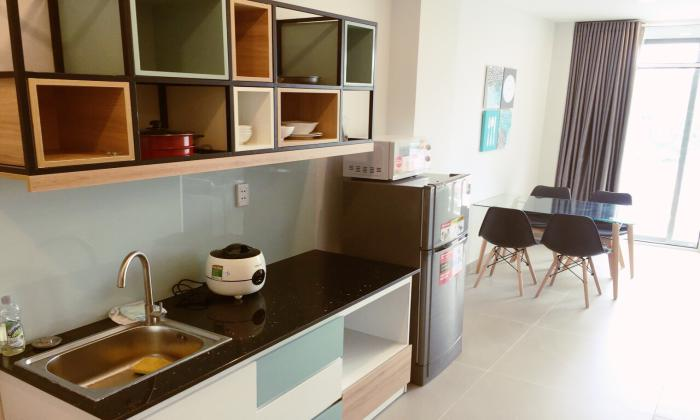 One Bedroom Apartment  River View in in Phu Nhuan District HCM City