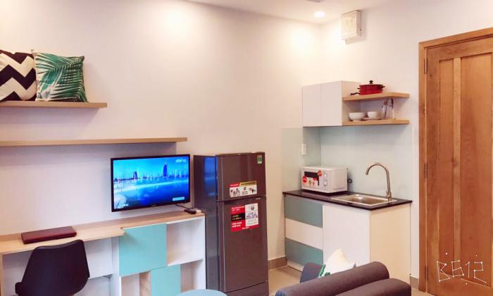 Modern Studio Apartment For Lease in Phan Xich Long Phu Nhuan District HCMC