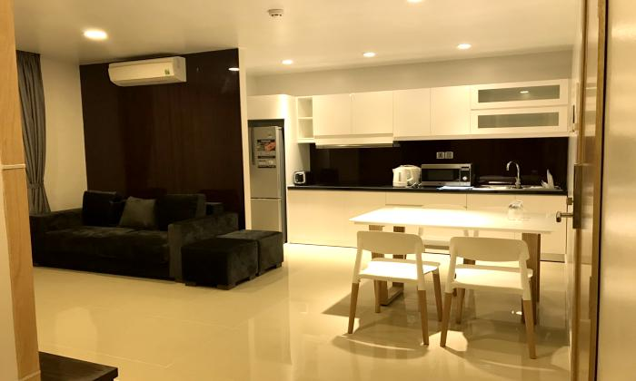 Big Size One Bedroom Apartment For Rent in Phu Nhuan District Ho Chi Minh City