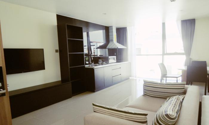 Studio Serviced Apartment For Lease in Lam Son Phu Nhuan District HCMC