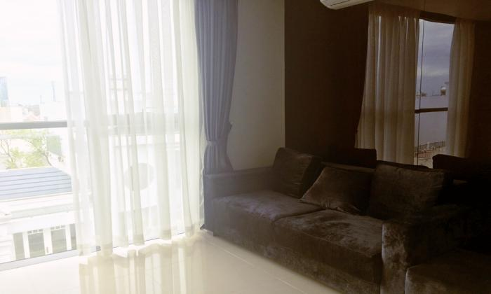 Bright Light One Separate Bedroom Apartment in Phu Nhuan District HCM City