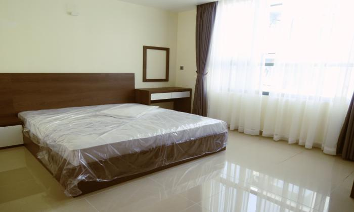 High Quality Interior Two Bedrooms Serviced in Phu Nhuan Dist HCMC