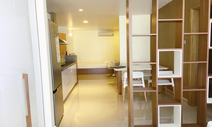 Double Bed Serviced Apartment in Phu Nhuan District Ho Chi Minh City