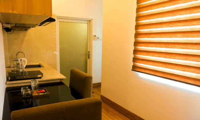 Stunning Adamas Serviced Apartment For Rent in Phu Nhuan District Ho Chi Minh City