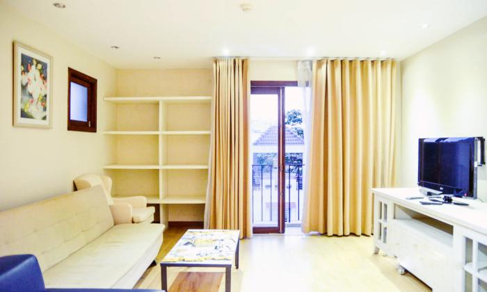 Apartment For Lease in Nguyen Van Troi Street, HCMC