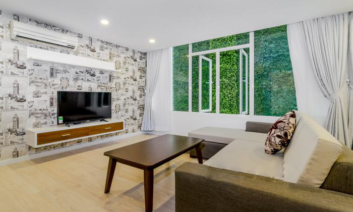 Modern Serviced Apartment in Pho Quang Street Phu Nhuan District HCM City