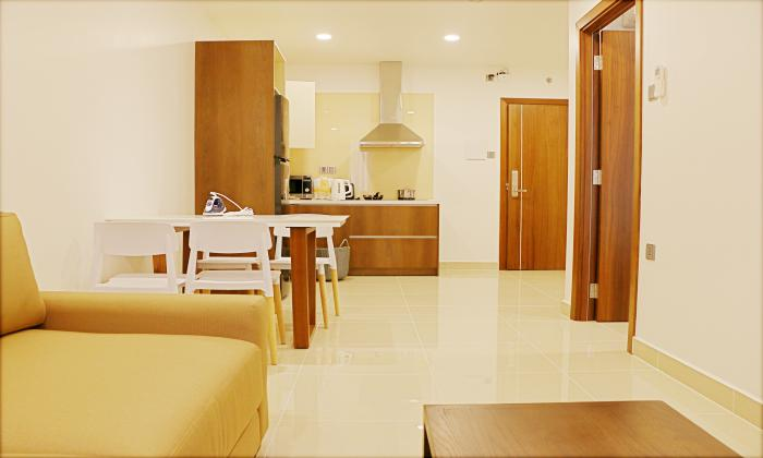 Modern One Bedroom Serviced Apartment in Nguyen Van Troi Street Phu Nhuan Ditrict HCMC