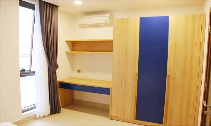 Brilliant One Bedroom Serviced Apartment in Phu Nhuan District Ho Chi Minh City
