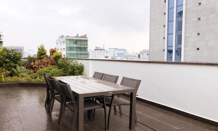 Amazing Penthouse Apartment For Rent Near International Airport Phu Nhuan Dist HCMC