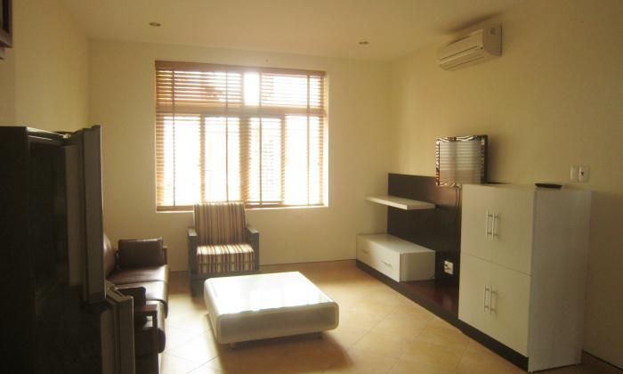 Apartment For Rent In Quiet Location, Phu Nhuan District, HCM City