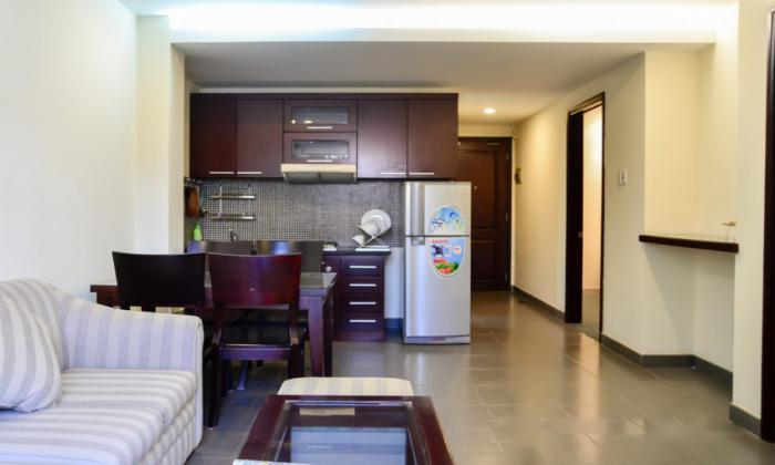 Luxury Decoration Serviced Apartment For Rent Phu Nhuan, HCM City