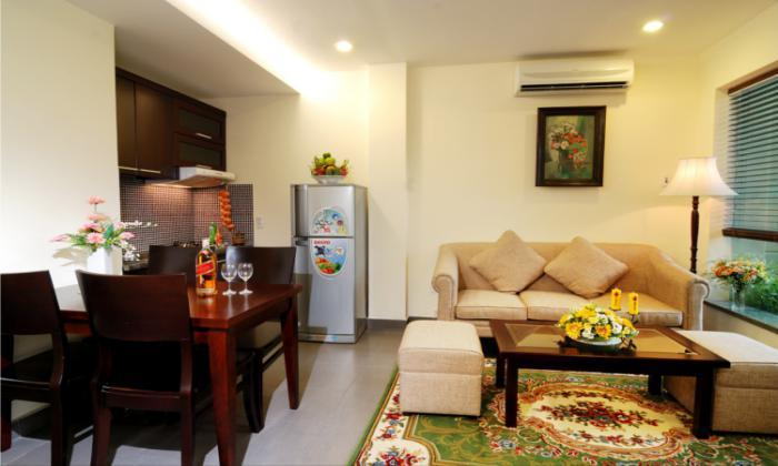 Moder Serviced Apartment For Rent, Phu Nhuan District, HCMC