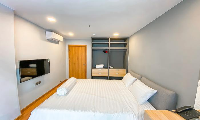 One Bedroom Lumos Serviced Apartment For Rent in Phan Dang Luu Phu Nhuan District HCMC