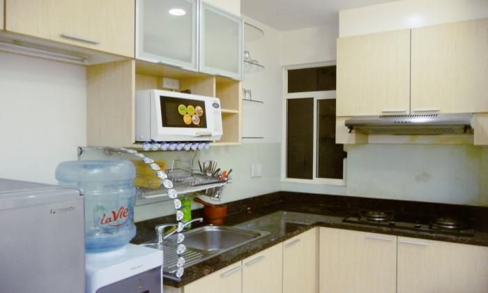 Morden Serviced Apartment For Rent In Phu Nhuan District - HCMC