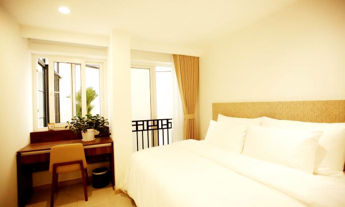 Modern Two Bedroom Serviced Apartment in Phu Nhuan District Ho Chi Minh City