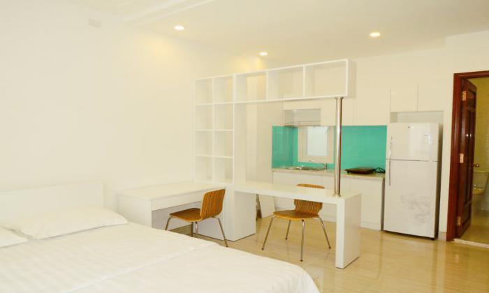 Modern Studio Apartment For Rent in Phu Nhuan District HCM City
