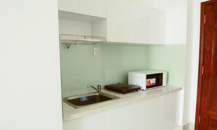 New Studio Apartment For Rent in Phu Nhuan District HCM City