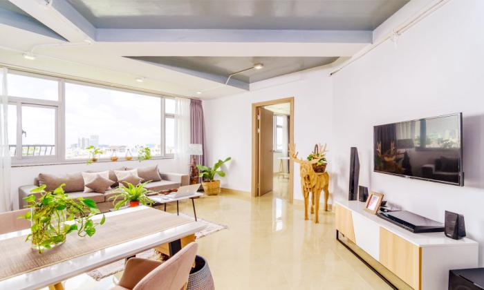 Amazing Penthouse Serviced Apartment in Truong Sa St Phu Nhuan District HCMC