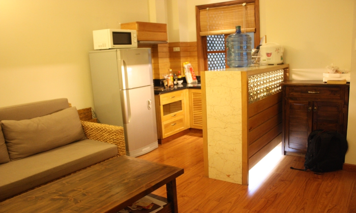 Very Nice Serviced Apartment For Rent in Phu Nhuan District, HCMC
