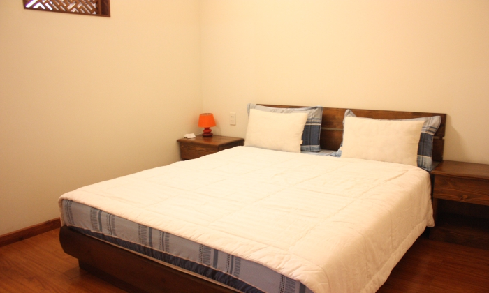 Cosy Service Apartment For Rent - Phu Nhuan District, HCM City