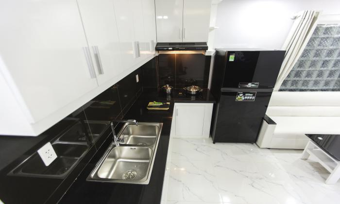 Luxury One Bedroom Serviced Apartment in Phu Nhuan Dist, HCMC