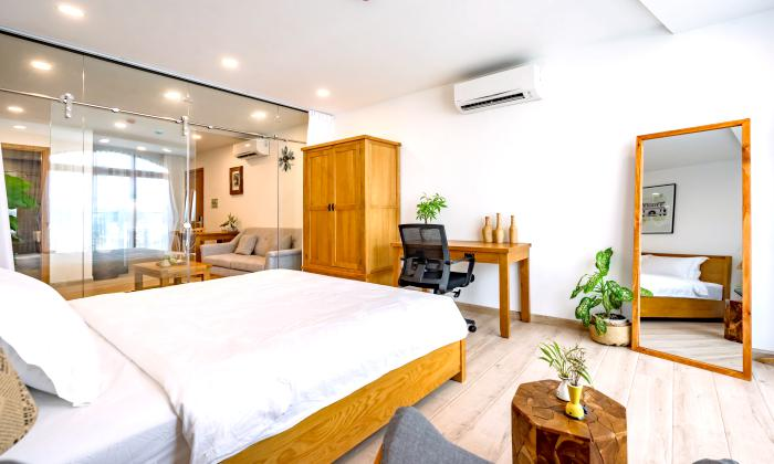 Stunning One Bedroom Serviced Apartment in Phu Nhuan District Ho Chi Minh City