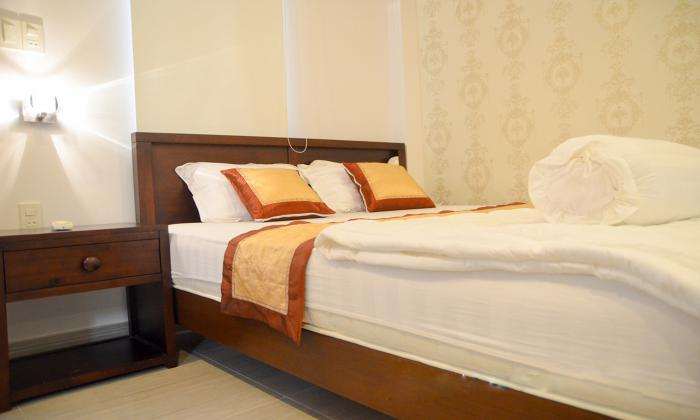 Nice Two Bedrooms Violet Serviced Apartment, Phu Nhuan District, HCMC