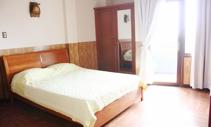 Serviced Apartment For Rent - Parkview, Tan Binh District, HCMC