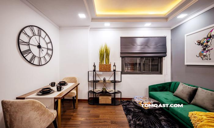 Brilliant One Bedroom Serviced Apartment in Cach Mang Thang 8 Street Tan Binh Dist HCMC
