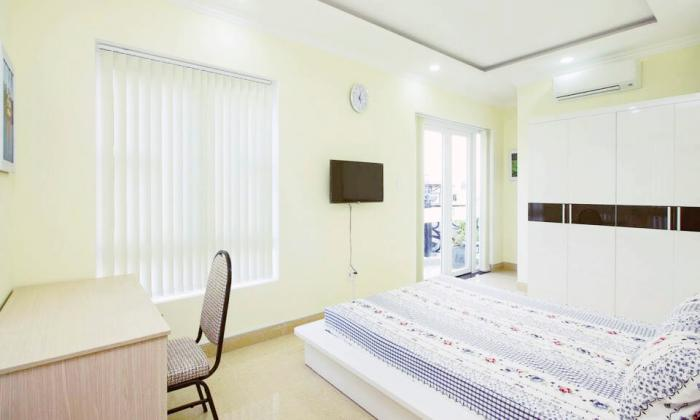 Nice Studio Apartment Pham Van Hai Street Tan Binh District Ho Chi Minh City