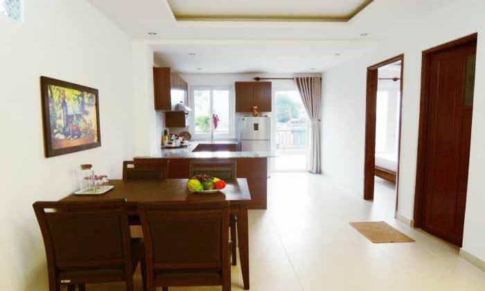 Two - Bedroom Serviced Apartment Near Airport, Tan Binh District HCMC