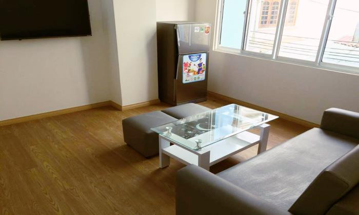 Two Bedroom Serviced Apartment For Lease in Tan Binh District HCMC