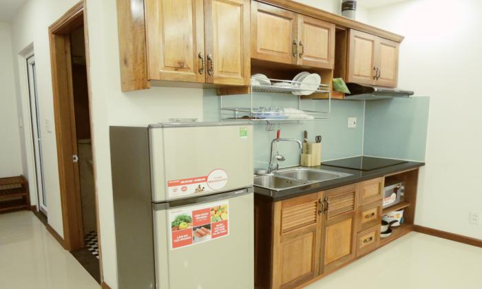 Nice Brand New One Bedroom Apartment in Tan Binh District HCM City