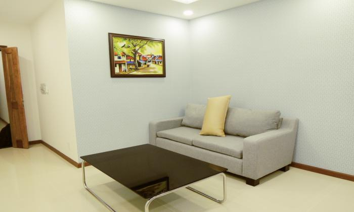 Quiet Two Bedrooms Apartment For Rent in Tan Binh District HCMC